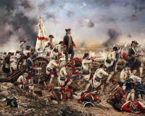 La Batalla de Pensacola, de Ferrer-Dalmau